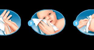 تولید خانگی دستمال مرطوب نوزاد