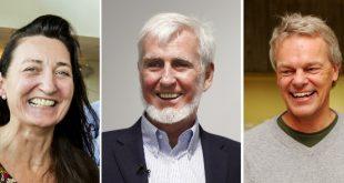 برندگان جایزه نوبل فیزیولوژی پزشکی 2014