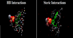 آموزش خصوصی شبیه سازی مولکولی و طراحی دارو
