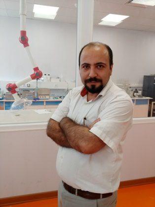 دکتر مهدی نباتی مدرس شیمی آلی و طراح دارو در تهران